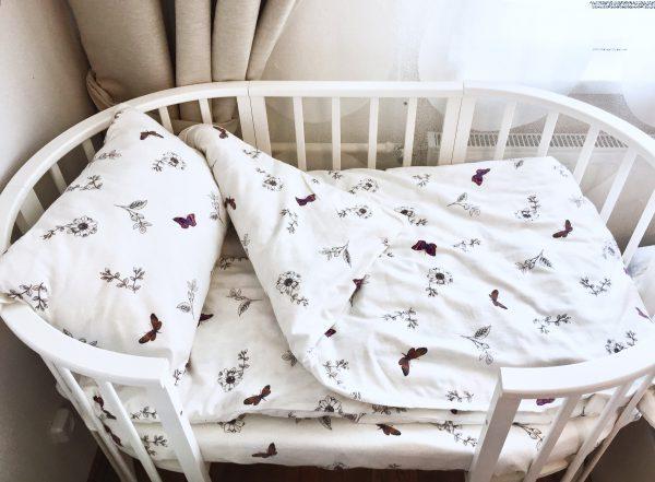 качественное постельное белье для новорожденных спб