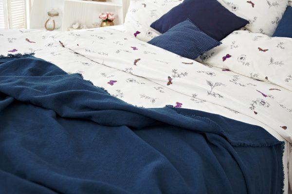 красивое постельное белье из фланели
