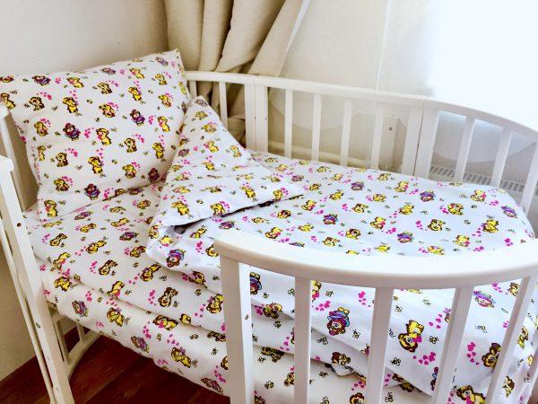 детское постельное белье с доставкой