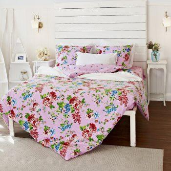 розовое постельное белье купить в санкт-петербурге