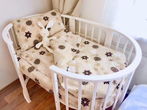 постельное белье из фланели для новорожденных