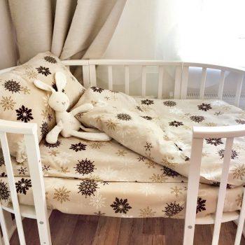 детское постельное белье из фланели