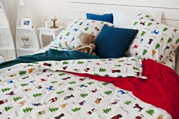 постельное белье из фланели санкт-петербург