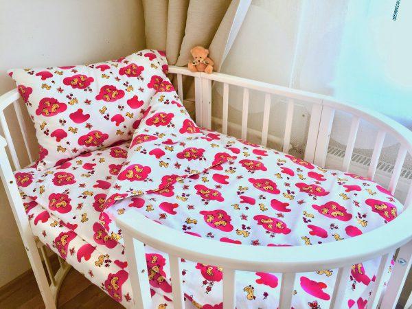 детское постельное белье в подарок