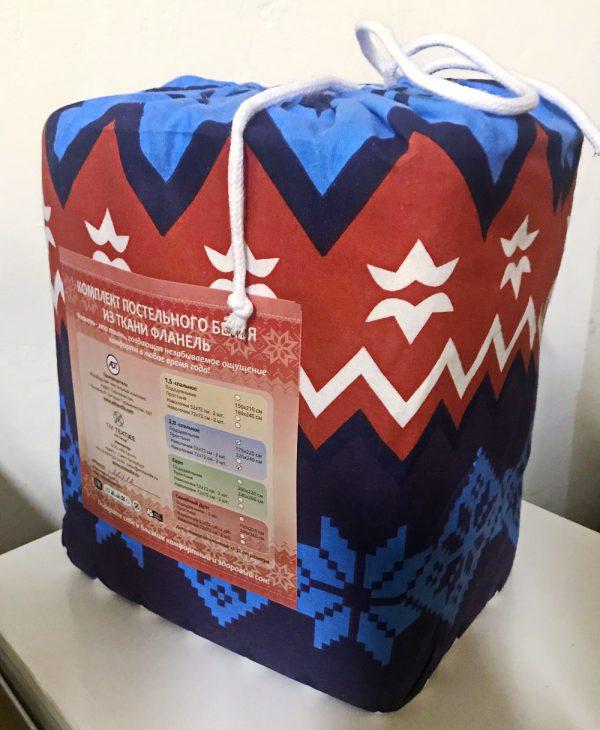 постельное белье упаковка